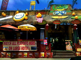 Cabo Cantina: The Experience without even Crossing the Border