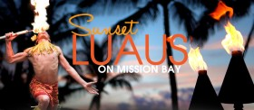 Ready to Hula at a Summer Sunset Luau?