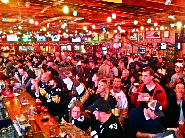 Bub's: Home of the Steelers