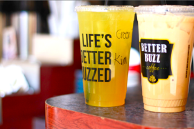 Life is Better Buzzed: Better Buzz Coffee