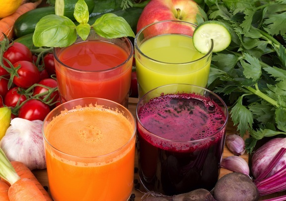 The Skinny on Juicing in Pacific Beach