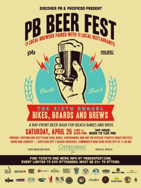 Bikes, Boards and Brews: Have Your Tickets Yet?