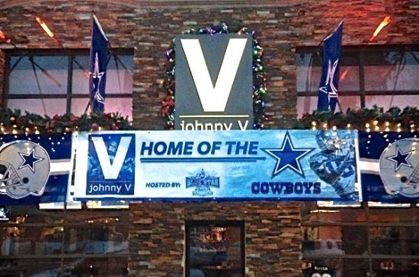 Johnny V's: Why the Cowboys & University of Michigan Fans Made it Home (#freeappetizerFridays)