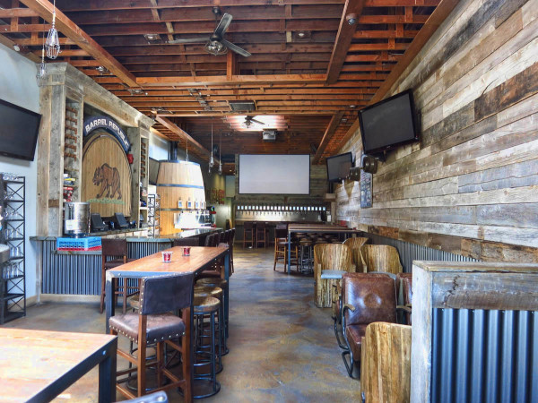 Barrel Republic: The Best Football Bar for Craft Beers & Nachos