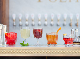 Awesome Christmas Drinks (and Treats!) at SD Restaurants: Holiday Foods San Diego
