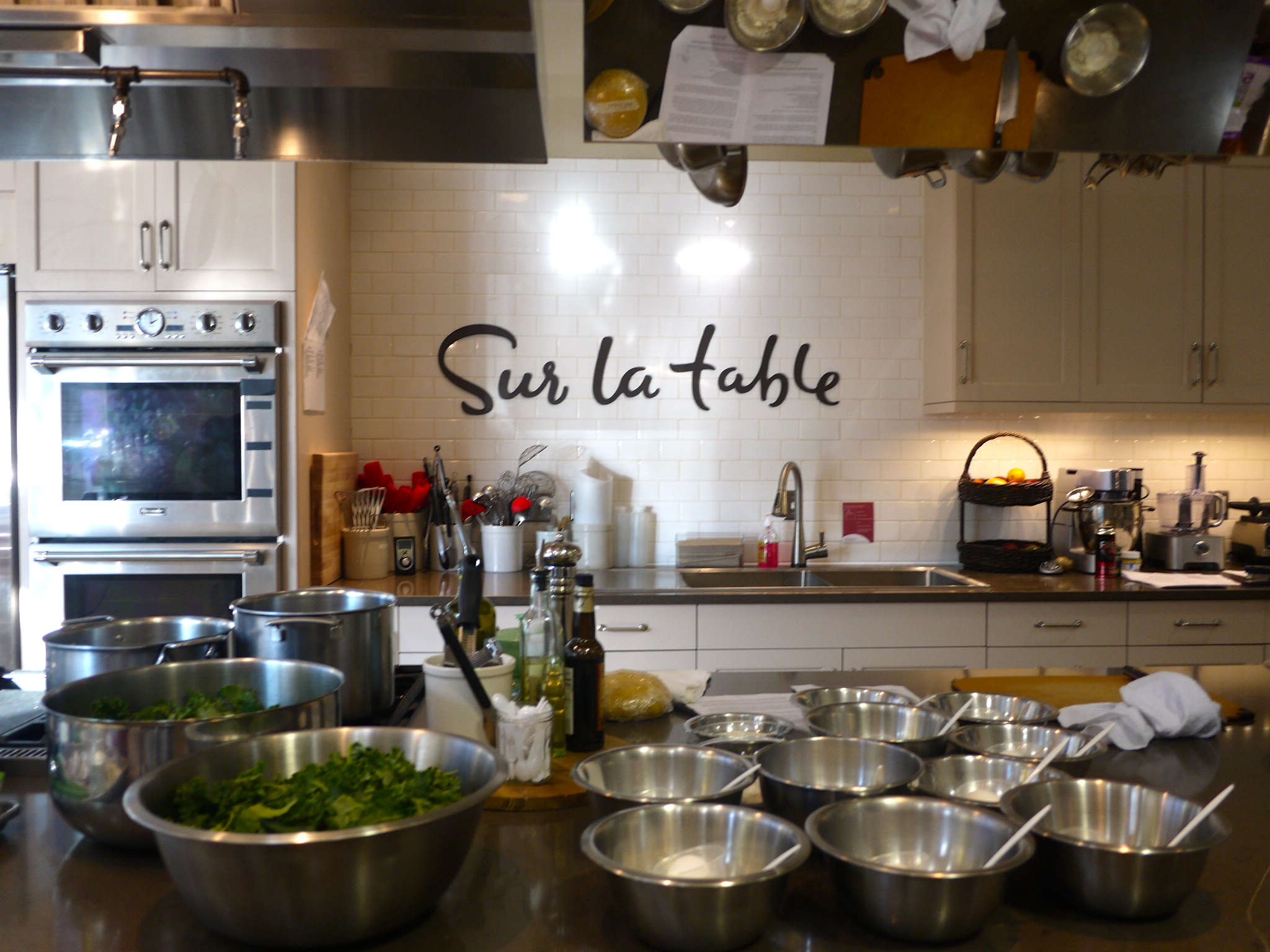 An education staycation in sd 2016 cooking classes for Sur la table food scale