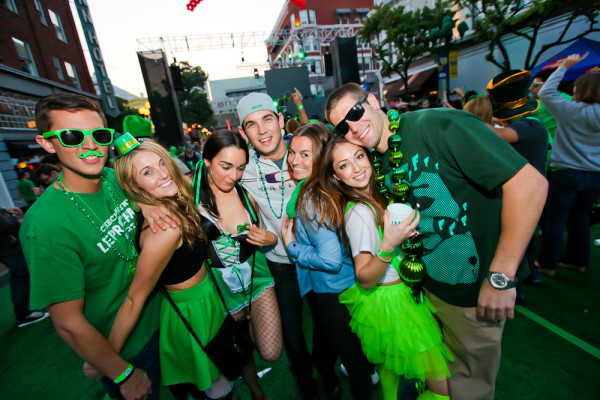 The Best St. Patrick's Day Parties + Events in San Diego 2017 (Mar 11 + March 17)