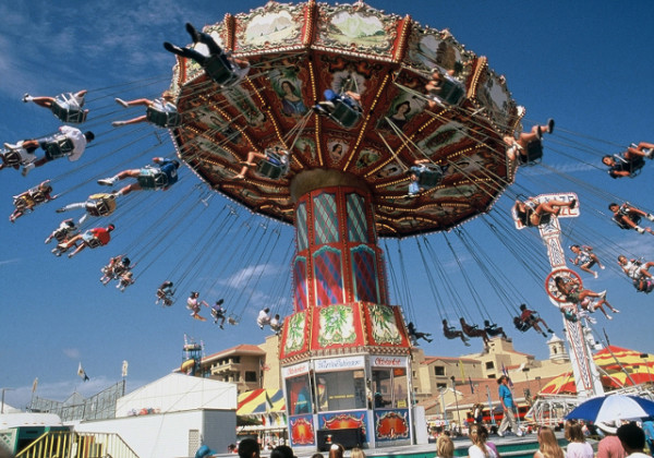 5 Reasons to Drive North for The San Diego County Fair