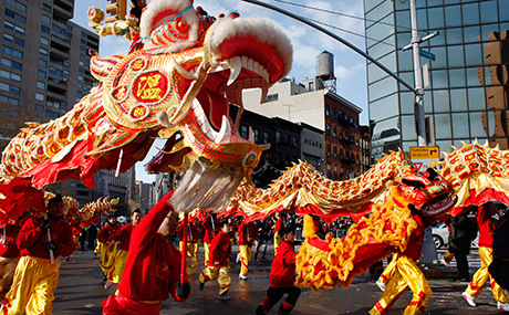 chinese new year 2018 holiday